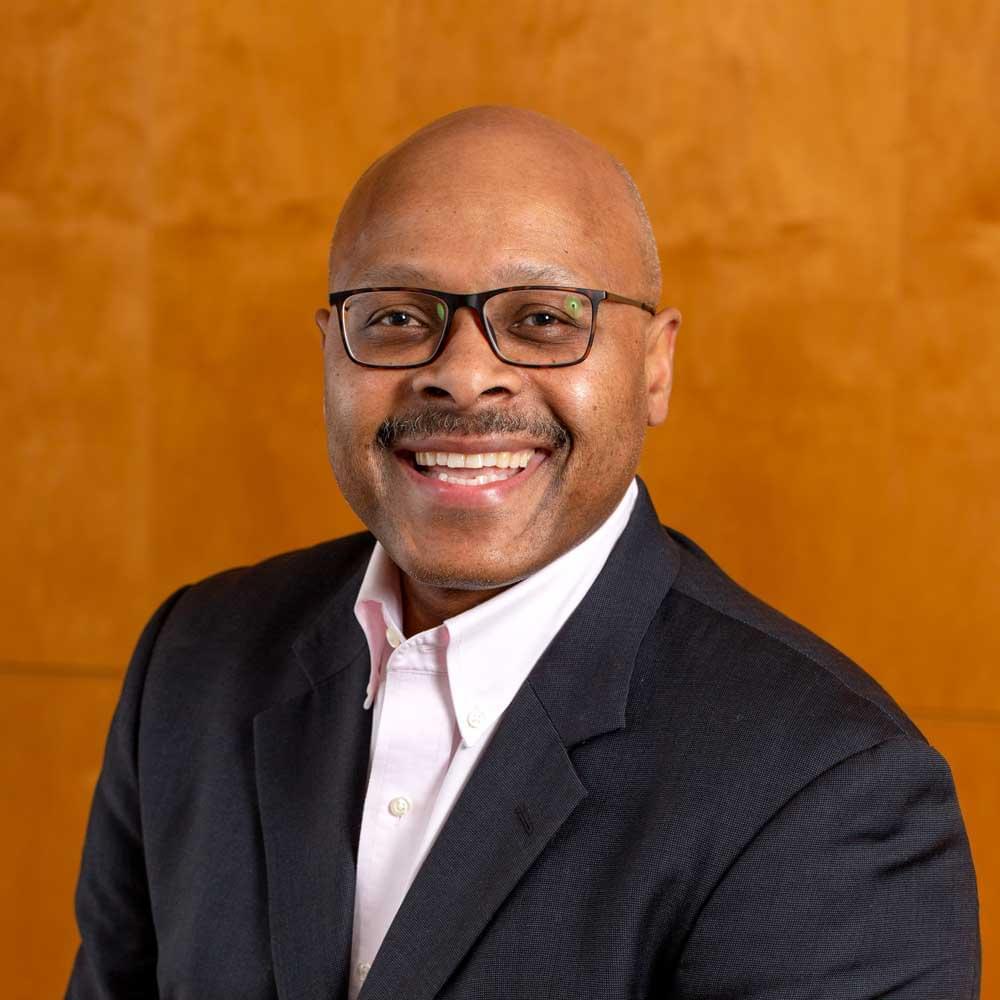 Photo of Maurice A. Jones
